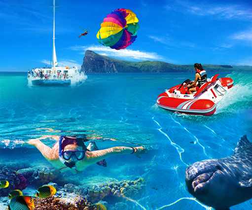 Mauritius Tour Packages, Day Activities and Trips Packages