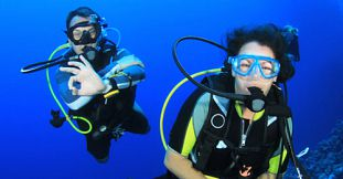 Try Scuba Diving Package