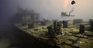 Wrecks Diving In Mauritius - 2 Dives Package (Special Dives)