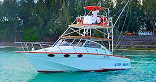 Deep Sea Fishing At Grand Bay - 40ft Boat - Full Day - Promotion