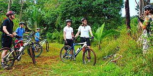Mauritius Mountain Biking Adventure