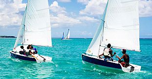 Sailing course for beginners (North)