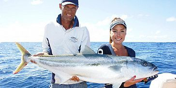Half Day Fishing Trip- West Coast of Mauritius