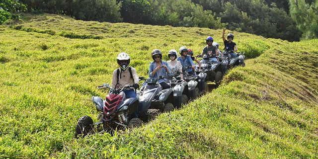 Hour quad bike trip in the south of mauritius (1)