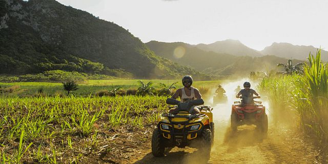 Quad or buggy ride in nature at the east coast etoile reserve (1)