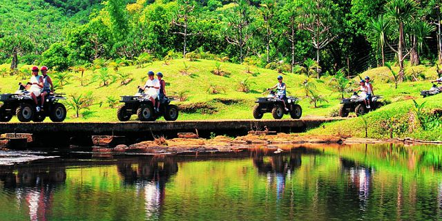 Quad or buggy ride in nature at the east coast etoile reserve (5)