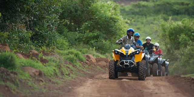 Quad biking and buggy at vallee des couleurs (11)