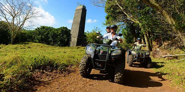 Discovery trail by quad or buggy frederica nature reserve (6)
